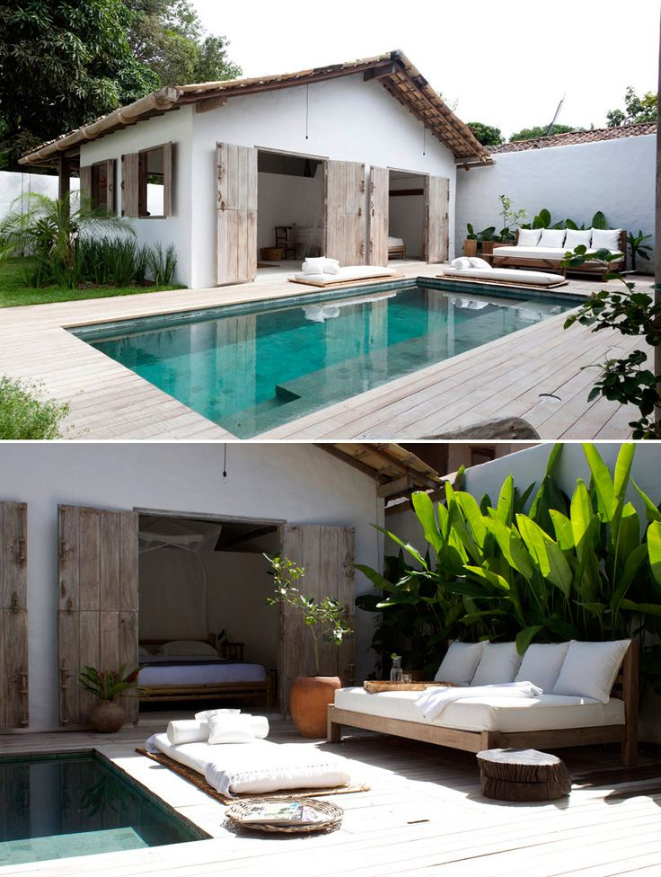 Casa Lola vacation rental / Transcoso, Brasil