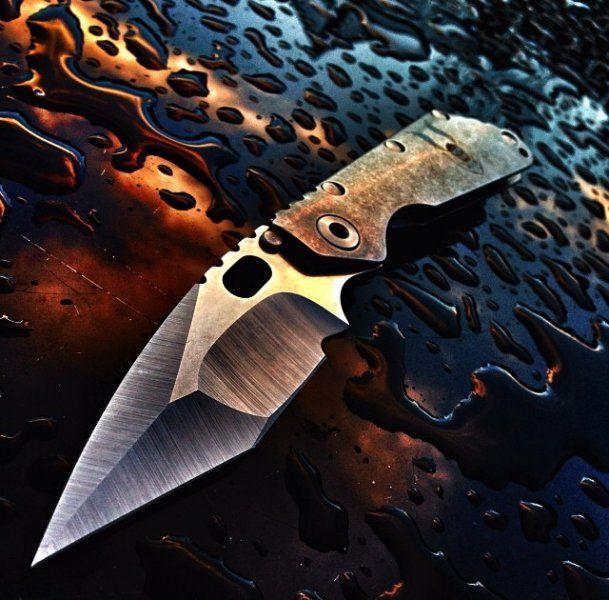 Mick Strider Customs   Mick Strider Custom Knives