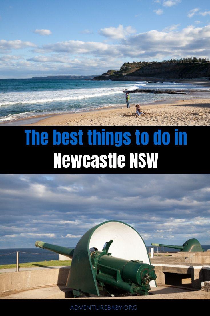 fun things to do in newcastle nsw