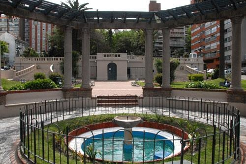 Plaza Tomás Gomensoro
