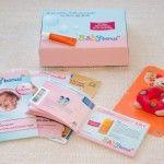 DM Baby Bonus Willkommenspaket Gratisprobe und Geschenk
