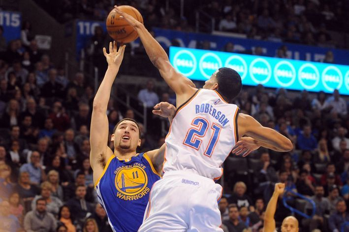 2014-15 Thunder Player Grades: Andre Roberson Stays Funky - Welcome to Loud City