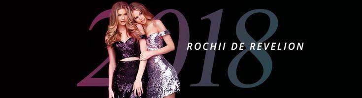 Magazine online cu rochii de revelion 2017-2018 la preturi atractive.