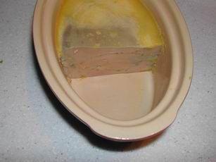 Foie gras en terrine fait maison