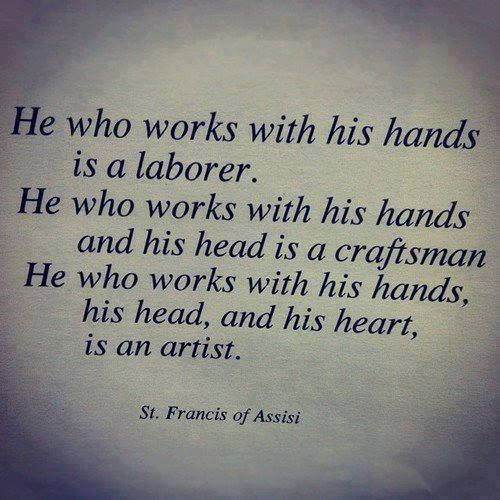 St. Francis of Assisi quote STart by doing - Google Search