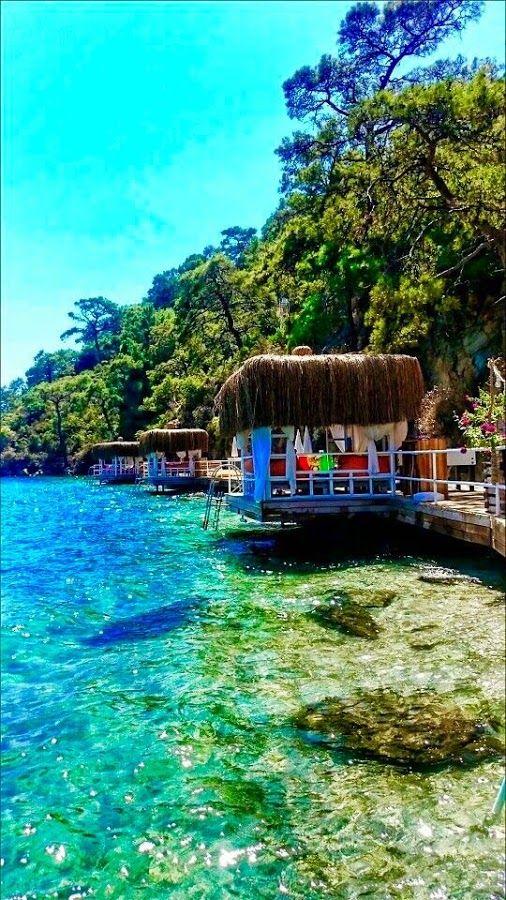Göcek fethiye Muğla /TÜRKİYE #Turkey #Türkei #Urlaub #Holiday Travel #Reise #Meer