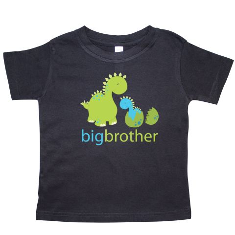 #Big #Brother #Toddler #T-Shirt #Dinosaurs www.inktastic.com