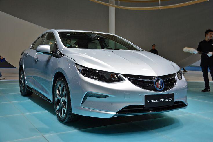 Buick Velite 5 2018 года: новый гибридный автомобиль - http://god-2018s.com/avto/buick-velite-5-2018-goda-novyj-gibridnyj-avtomobil