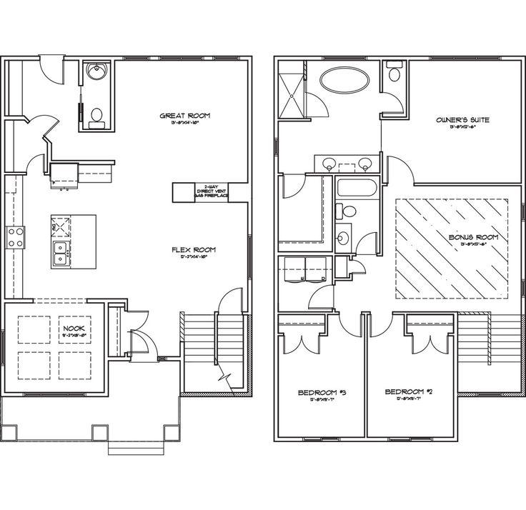 The Aralytt floor plan model by Pacesetter Homes