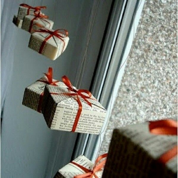 Little Christmas packages