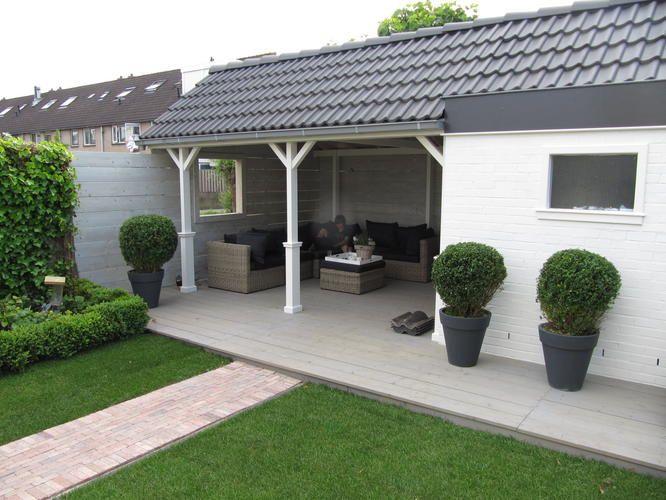 Review - Aan bestaande schuur pannendak 2.80 verlengen zodat er een veranda ontstaat - Werkspot.nl