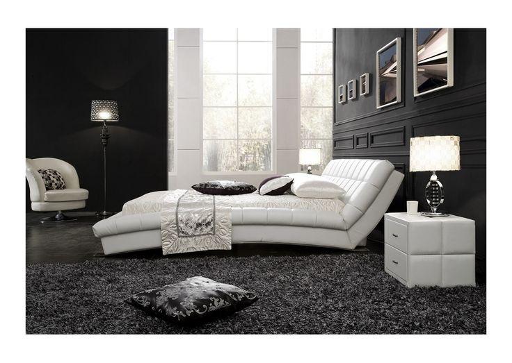 17 melhores ideias sobre lit capitonn no pinterest cabeceira da cama diy - Lit capitonne 160x200 ...