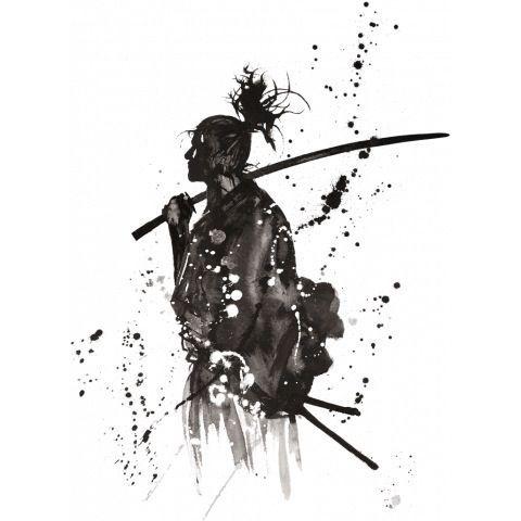Resultado de imagen para samurais ilustraciones