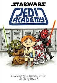 """Review for """"Jedi Academy"""" - Reading To Distraction"""