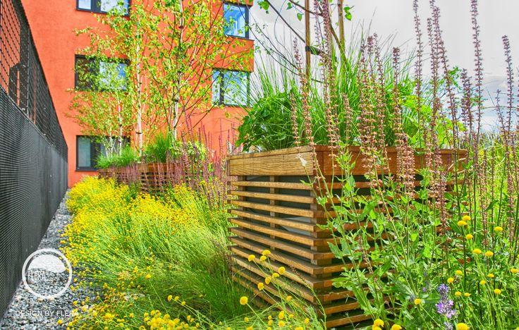 #landscape #architecture #garden #rooftop #meadow #flowerpot