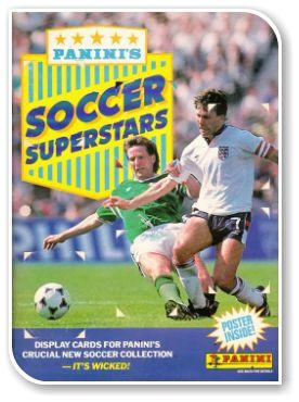 Soccer Superstars 1987-1988