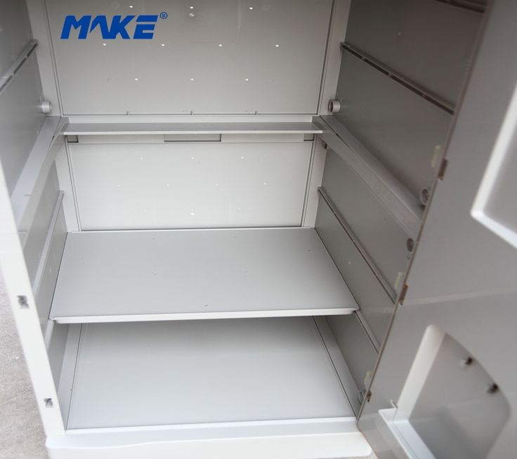 ABS Plastic Locker Interior:  Folded Clothes stick Multi-function box Make-up mirror frame Adjustable shelves More information, please click following website http://makelocker.com/pll.php