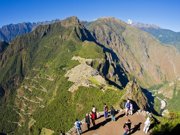 National Geographic article on Top 10 Secrets of Machu Picchu