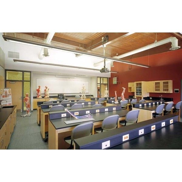 Science Classroom Design Ideas: Interior Design For A Classroom Via Polyvore