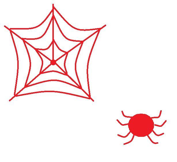 Zelfgemaakt Kleuren associatie spel : spinnetje  ( Uitknippen en door elkaar leggen )  Kleef het juiste spinnetje in het juiste web