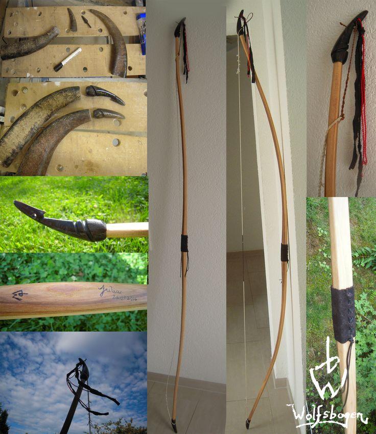 Reflex Longbow