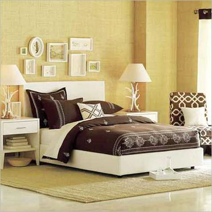 121 best bedroom ideas images on Pinterest | Accent walls, Child ...