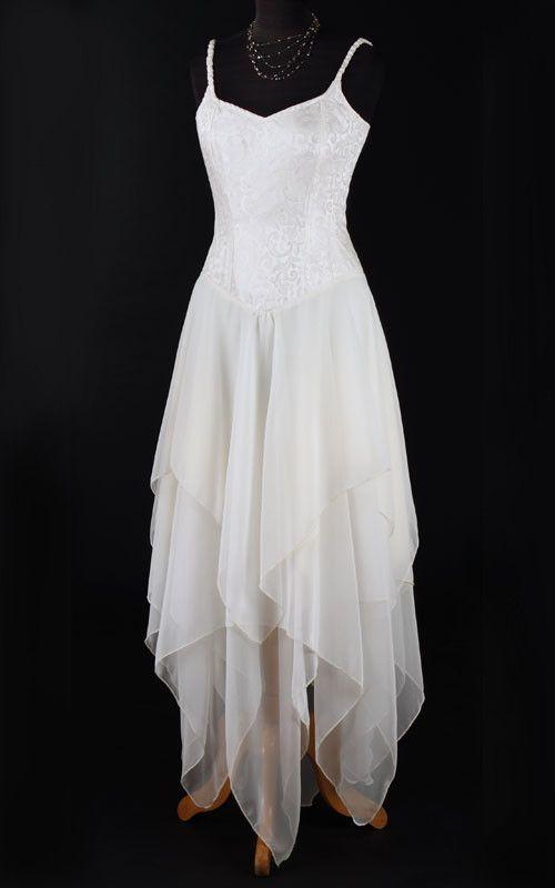 Boho wedding, Faery Dress