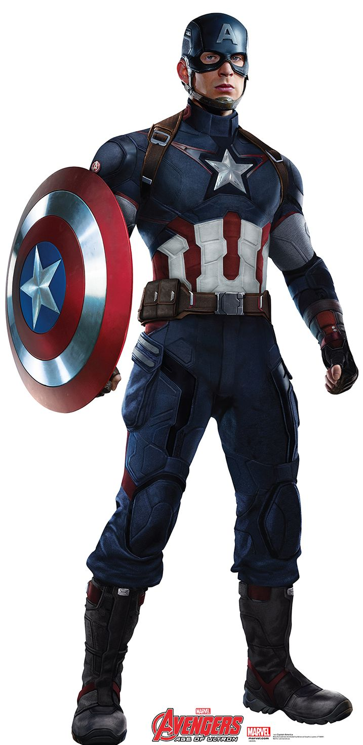 Captain America: Still preferred the suit from Winter Soldier.