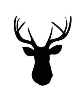 Letterpress Plate: Deer by Hello Forever at @Studio_Calico. #scletterpress #lifestylecrafts