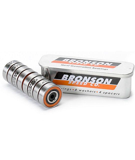 Bronson G3 Skateboard Bearings