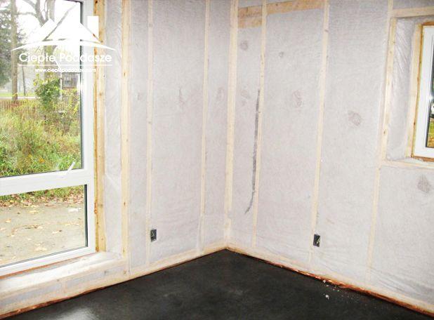 Izolacja akustyczna, izolacja akustyczna stropu drewnianego, izolacja przeciwwilgociowa - więcej na www.cieplepoddasze.com