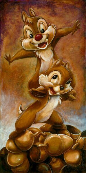 Chip and Dale. ❣Julianne McPeters❣ no pin limits