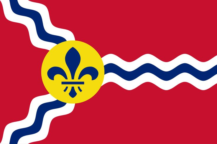 Flag of St. Louis, Missouri - Flags of cities of the United States - Wikipedia, the free encyclopedia