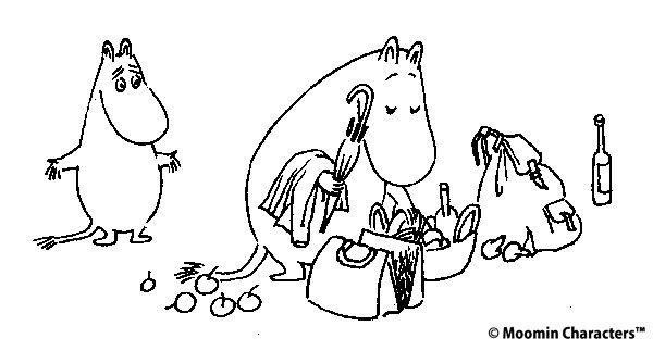All Things Moomin • New Moominmamma and Moominpappa mugs! These are...