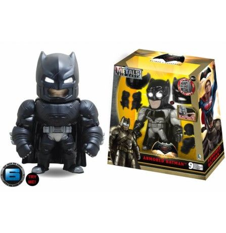 Jada Diecast Batman vs Superman M11 Armored Batman 6 Inch