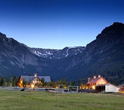 Montana Ranches For Sale - Grizzly Creek Ranch.....if I could only win the lottery. Stunning.......