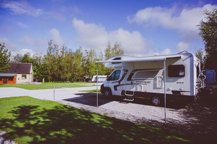 Longnor Caravan Park , Longnor , Peak District  Motorhome      Travel    Outsideisfree