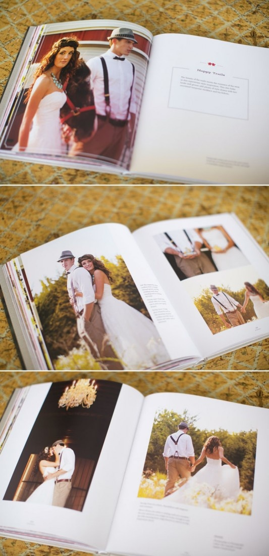 Wedding Album Book