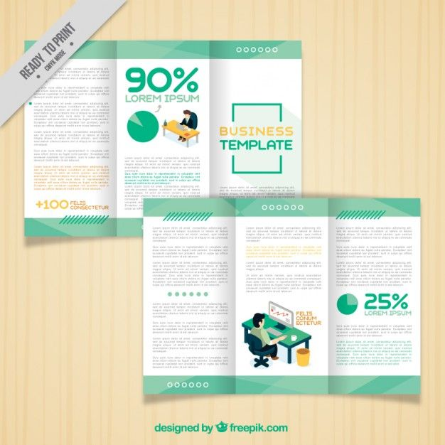 114 best Free Trifold images on Pinterest Advertising, Brochures - booklet template free download
