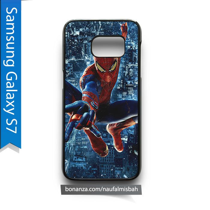 Spiderman Marvel Samsung Galaxy S7 Case Cover