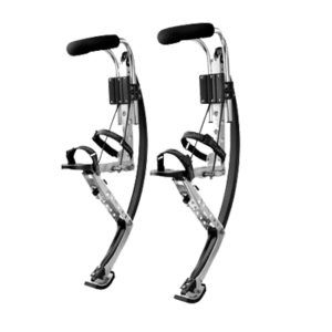 JUMPING STILTS FOR SALE Adult black Jumping stilts Running stilts jumping shoes $399.00 $285.00