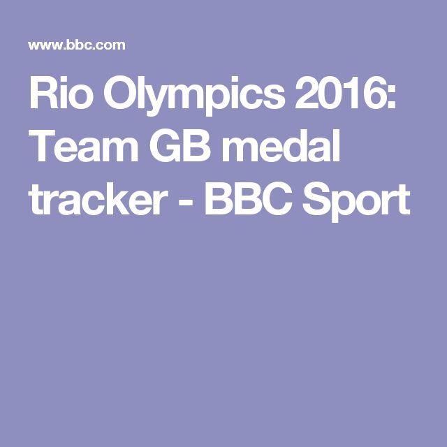 Rio Olympics 2016: Team GB medal tracker - BBC Sport