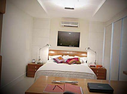Quarto decorado com gesso - http://dicasdecoracao.net/quarto-decorado-com-gesso/