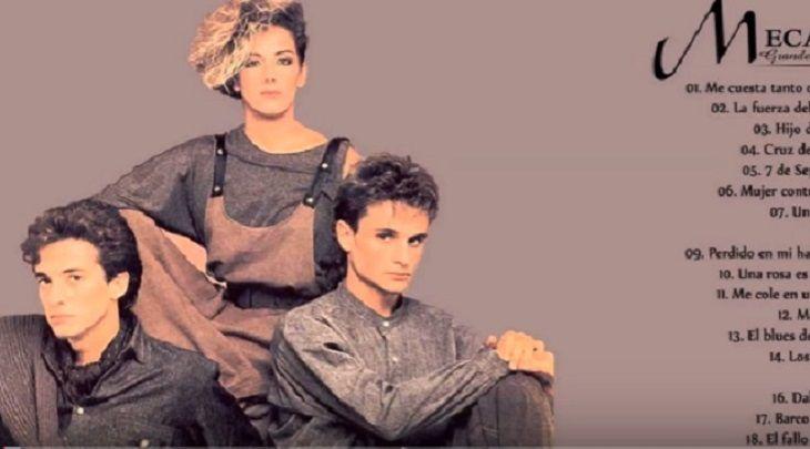 Mecano fue un grupo formado en España a principios de los años 80, pero que tuvo gran repercusión en el mundo y en especial en américa latina. Revive sus canciones con esta caja de música.