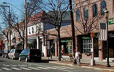 Downtown- Fairfield, CT