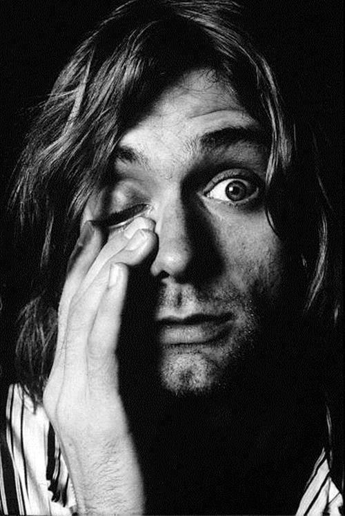 276 Best Kurt Cobain Images On Pinterest