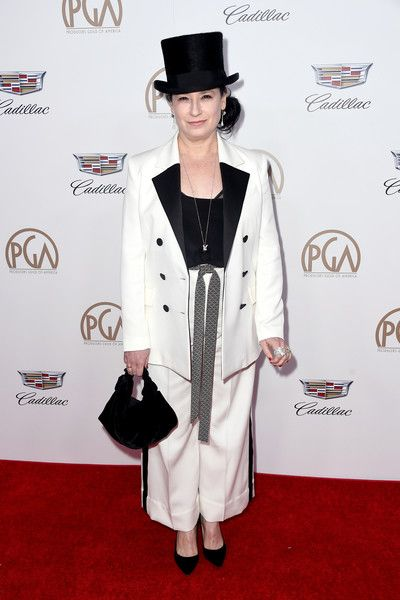 Amy Sherman-Palladino  attends the 29th Annual Producers Guild Awards at The Beverly Hilton Hotel on January 20, 2018 in Beverly Hills, California.