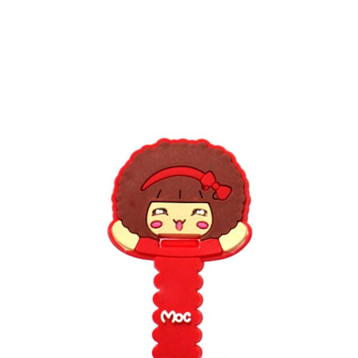 Mini Cable Clip Afro Girl Rp 20.000