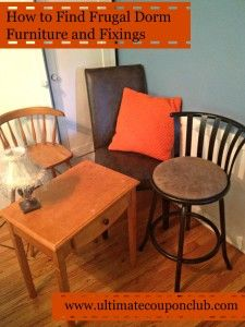 Dorm Room Decor On A Dime: Finding Cheap Dorm Furniture And Fixings