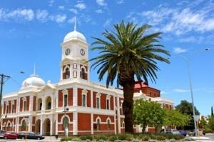 Kalgoorlie, W Australia - one of the biggest gold mining areas of Ausyralia